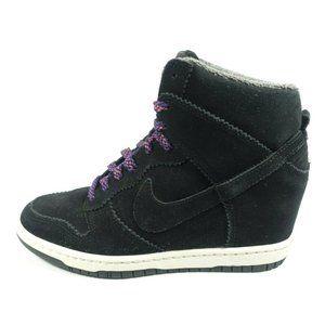 Anestésico Especialmente ladrón  Best 25+ Deals for Nike Wedge Sneaker Black   Poshmark
